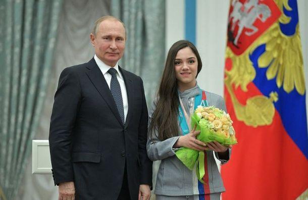Фигуристка Евгения Медведева заразилась коронавирусом