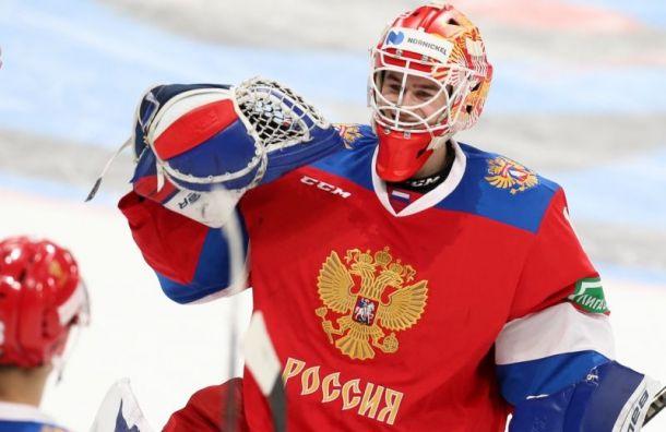 Сборная России похоккею обыграла Швецию наКубке Карьяла