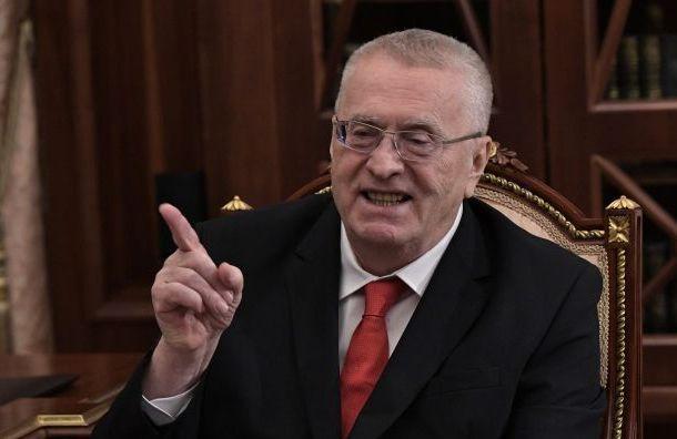 Жириновский: Россия проиграла сербам из-за мести игроков за Дзюбу
