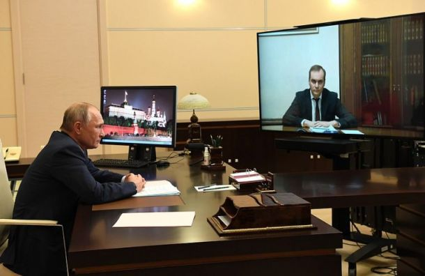 Путин назначил врио руководителей Мордовии иБелгородской области