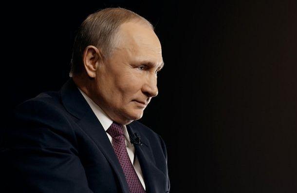 Обнуляющий сроки Путина законопроект внесли вГосдуму