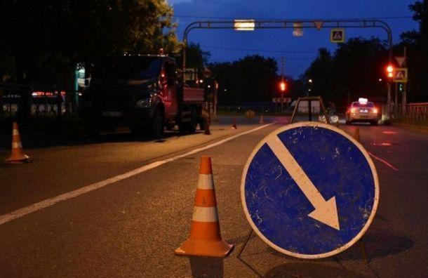 Водителей предупредили ополном перекрытии движения натрассе М-10