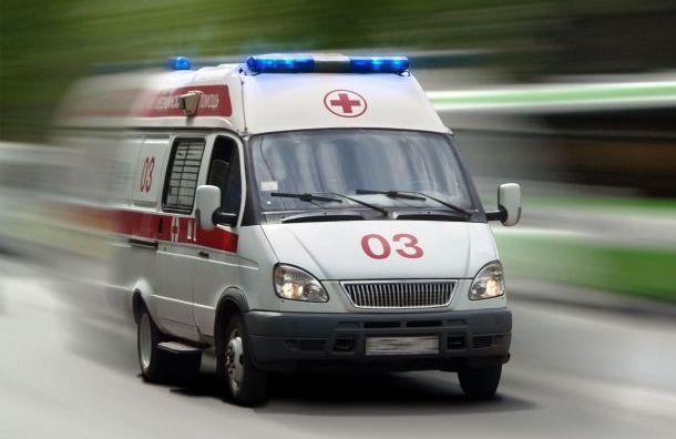Женщина выжила после падения с11-го этажа вЛенинградской области