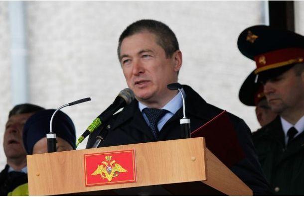 Новым главой Выборгского района Ленобласти стал Ильдар Гилязов