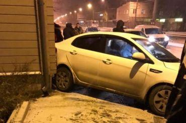 После ДТП наВыборгском шоссе погибла женщина.