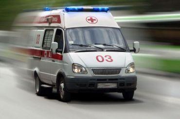 Буйная пара напала на медиков скорой и ударила полицейского в Петербурге