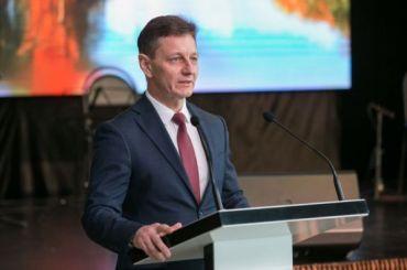 Губернатор Владимирской области Сипягин заразился коронавирусом