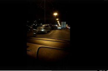 Более 10 автомобилей столкнулись навнешней стороне КАД напротив Кудрово