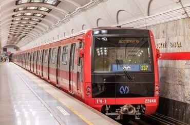 Петербургское метро небудет работать вновогоднюю ночь