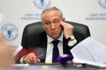 Главу Горизбиркома Петербурга Миненко наградили Орденом почета