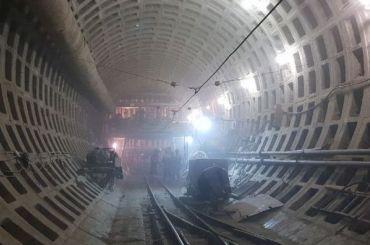Предпроект для фиолетовой ветки метро обойдется Смольному в31 млн рублей