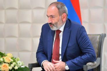 Пашинян сообщил опрекращении боевых действий вНагорном Карабахе