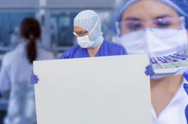 Пациентов скоронавирусом вПетербурге сначала пандемии лечили 9,5 тысяч медиков