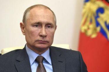 Путин продлил санкции против Запада до2021 года