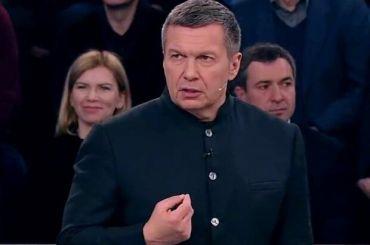 «Зачем над ними издеваться?»: Соловьев поддержал задержанных намитингах белорусов