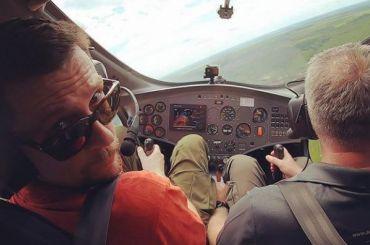 Ведущий Колтовой и его жена погибли при крушении самолета в Подмосковье