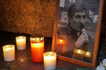Активисты провели акцию впамять оФариде Бабаеве уСоловецкого камня