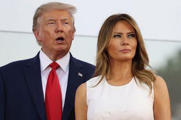 Жена Трампа собралась развестись после его поражения навыборах