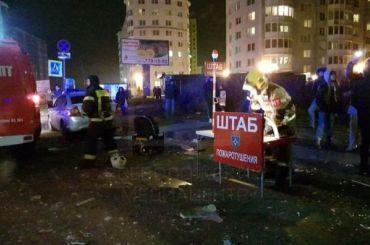Пять квартир пострадали отвзрывы вжилом доме воВсеволожске