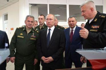 Путин поднимет вПетербурге флаг наледоколе «Виктор Черномырдин»