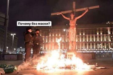 Петербургского активиста облили зеленкой итребовали извиниться наколенях