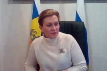 Попова: Мыбудем беречься дотёплой весны