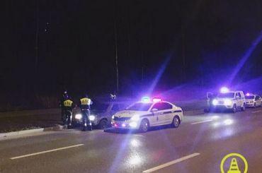 Полиция задерживала сострельбой водителя, который воровал бензин уАЗС