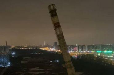 Госстройнадзор: рабочие незаконно демонтировали трубу вНевском районе