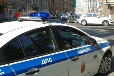 Полицейская погоня заMerdeces вОтрадном завершилась стрельбой