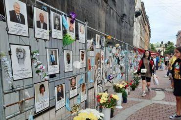 Стена памяти погибших медиков переместится вМузей политической истории