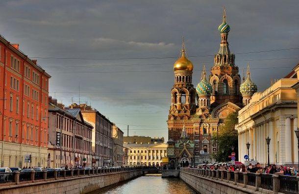 Втылу циклона: Петербург ждет похолодание