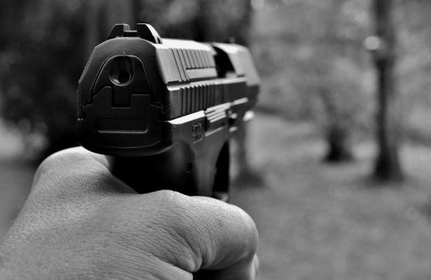 Офицер напугал отдыхающих стрельбой изпистолета