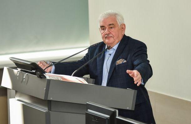 Скончался профессор Горного университета Леонид Вайсберг