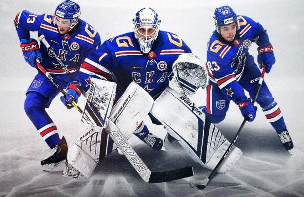 Сразу три хоккеиста покинули СКА