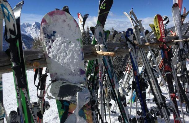 С 30 декабря в петербургских электричках разрешат бесплатно везти лыжи