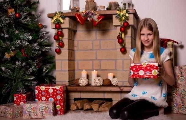 Петербуржцы вэтом году ждут отДеда Мороза гаджеты ипутешествия