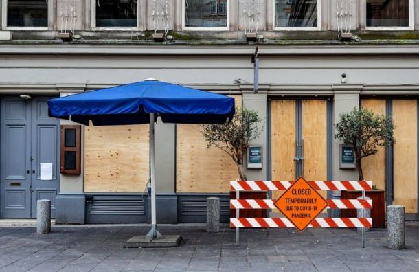 Рестораторы создали «карту сопротивления» ограничениям Беглова