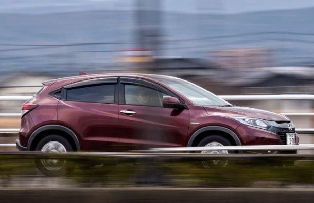 Honda прекратит поставлять новые автомобили вРоссию