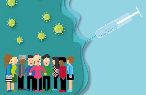 Засутки вПетербурге вакцинировали откоронавируса 857 человек