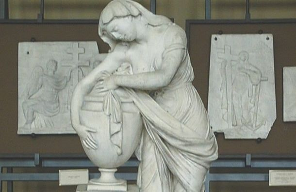 Теперь официально: экспонаты музея городской скульптуры ссылают вподвал