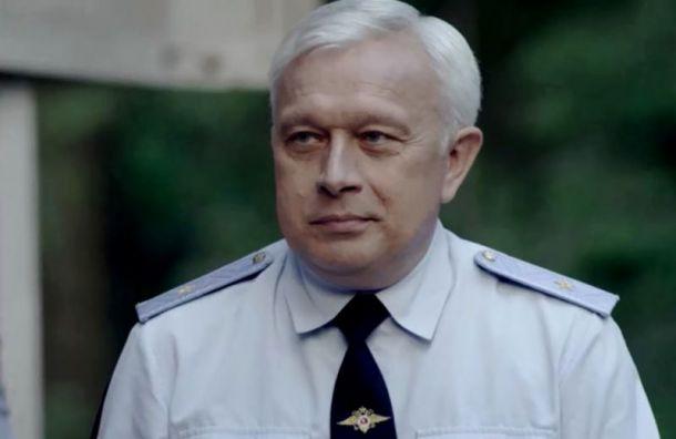 Актер БДТ госпитализирован после падения сосцены