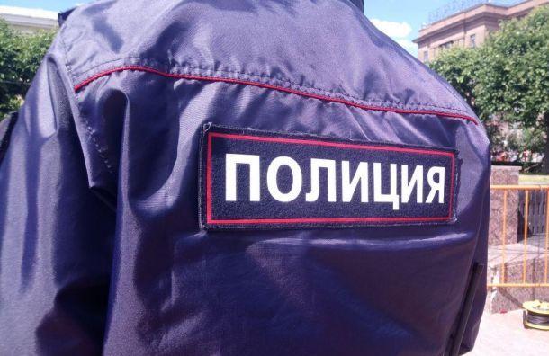 Полиция после рейда на Апрашке нашла склад с контрафактными сигаретами