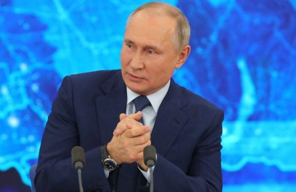 Путин ожурналисте Сафронове: Предательство— самый большой грех
