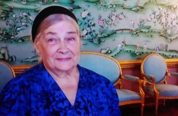 Почетный реставратор Петербурга Раиса Слепушкина ушла изжизни