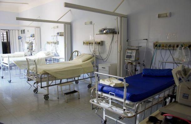 Военно-медицинская академия начала принимать пациентов сCOVID-19