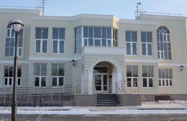 Первый дворец бракосочетаний откроют вКрасносельском районе