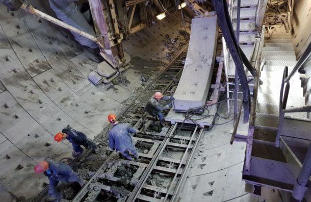 Новый участок красной ветки метро Петербурга начнут проектировать в2022 году