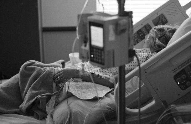 Число госпитализаций вПетербурге занеделю выросло на10%