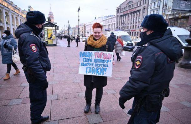 Активисты провели последние выходные вгоду впикетах