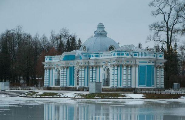 Петербуржцев вновогоднюю ночь ждет плюсовая температура